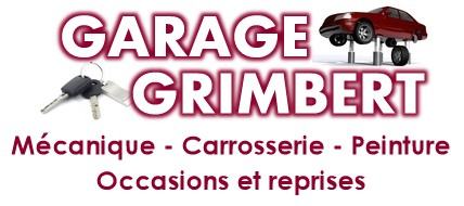 Garage grimbert auto voitures occasions reprises for Logo garage mecanique